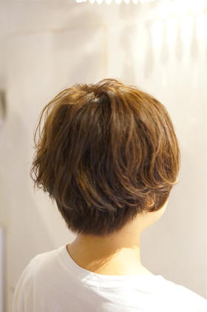 ダブルヘアデザイン所属・織田真人のスタイル