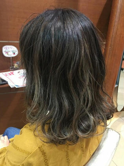 Ash  二子玉川所属・江原彩夏のスタイル