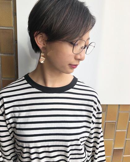 カット+高濃度美容液【oggiotto】