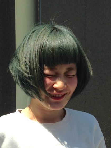 夏に向けて☆イメージチェンジ! kuraku所属・マキシヤスアキのスタイル