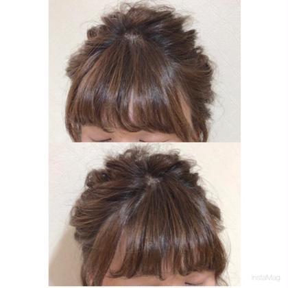 前髪カット✨前髪パーマ