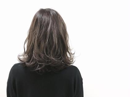 Le  Clic所属・島田絢加のスタイル
