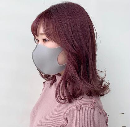 【平日限定】イルミナorアディクシーカラー+カット+クイックトリートメント💗👏🏼👏🏼/外国人風透明感