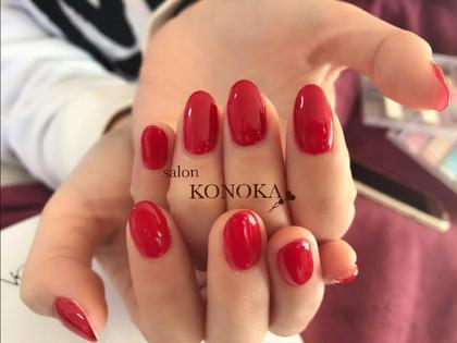 ワンカラー☆  廃盤カラー 3,000 salon  KONOKA所属・小野里美のフォト