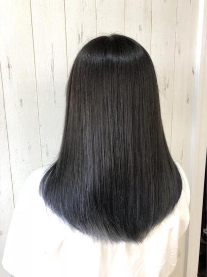 ✨💖髪質改善シルクカラー💖✨
