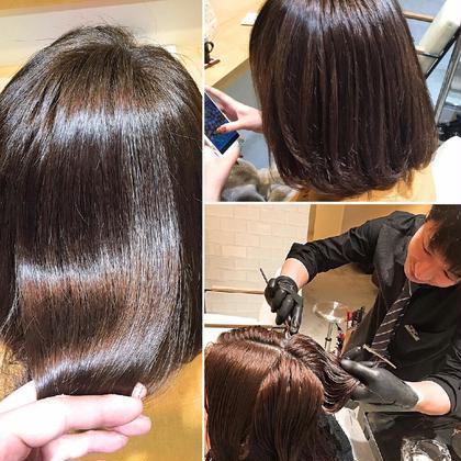 Ami hair所属・KawataKeisukeのスタイル