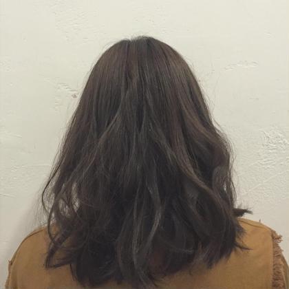 hair Musee    大西店所属・菊池紗希のスタイル