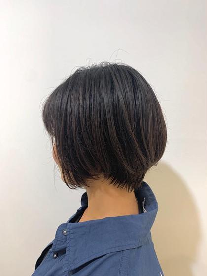 jiji by mops所属の佐藤里奈のヘアカタログ
