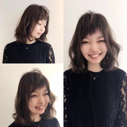 femme宝町店所属・松本唯希のスタイル