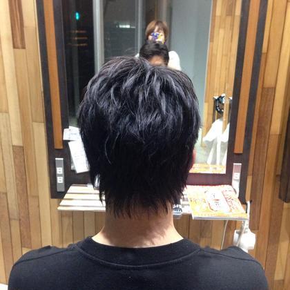 ナチュラルショート! hair lounge ungu所属・MatsukiChihiroのスタイル