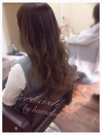 いまどきカジュアルは、くすみカラーで仕上げ✨ Beauty Salon Welina /LUCUA所属・斉藤よういちのスタイル
