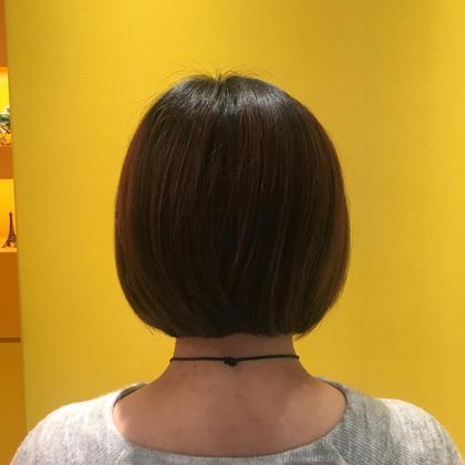 アトリエクレールパリ大森町所属の笹華純のヘアカタログ