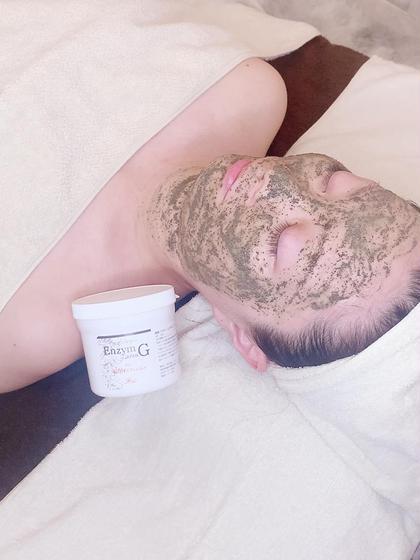 【ご新規様限定】ハーブピーリング  :お肌の土台根本改善×毛穴ケアコース 80分 ¥17,500→¥11,000