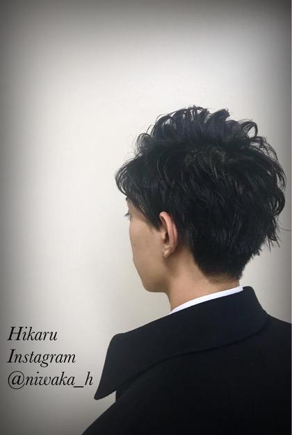 【学生限定クーポンc】カット+眉カット【就活応援📣】