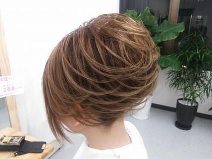 salonElbioのヘアアレンジ