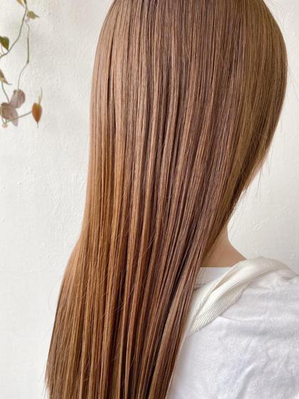 ❤️毎日を楽チンに❤️時短メニュー❤️前髪ストレート❤️+前髪カット❤️+しっとりトリートメント❤️