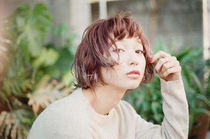 RICCA hair&make up所属・渡辺健仁郎のスタイル