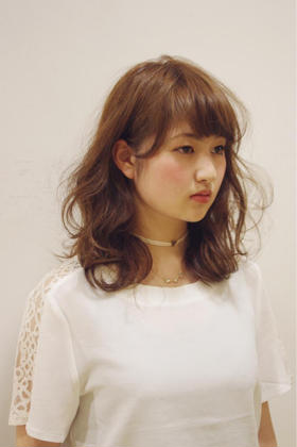 BLOCK hairmake所属・松田光雄のスタイル