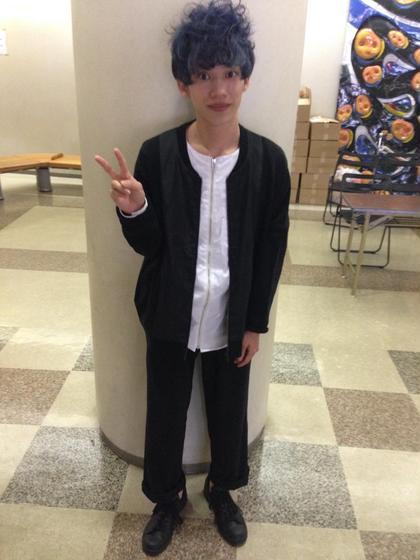 コンテスト heir   make PRIMO 本川越店所属・鈴木信幸のスタイル
