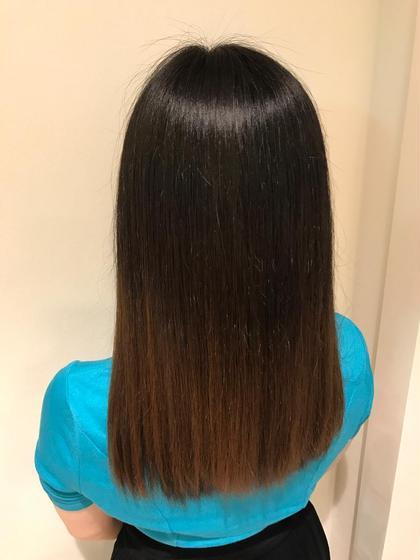 hair fraismake所属・川口さなのスタイル