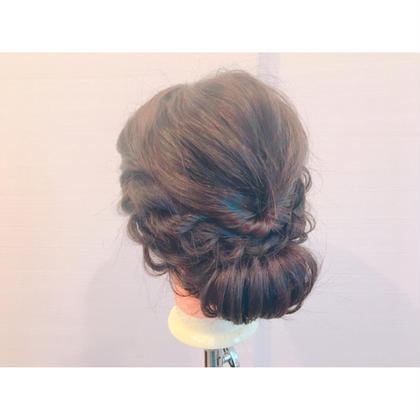 hair puti所属・長谷川那美のスタイル