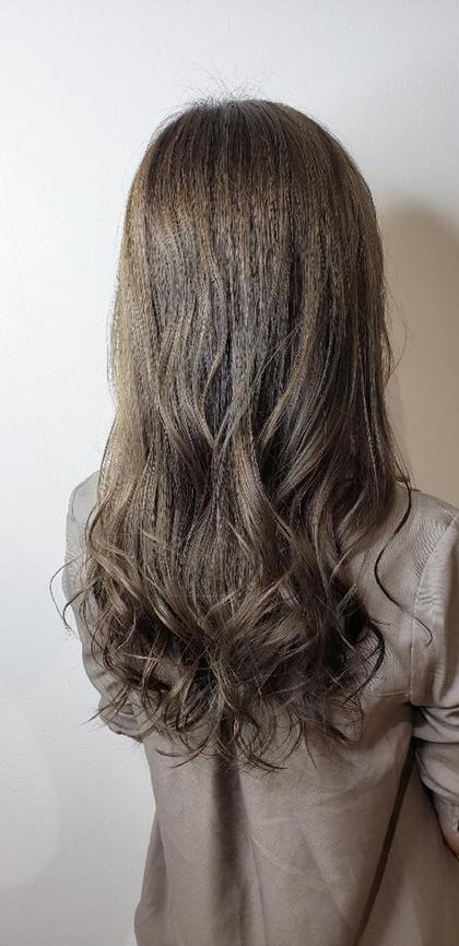 【巻き髪風デジタルパーマ】最新の巻き髪風ダメージレスデジタルパーマで外人風ふわふわスタイル★