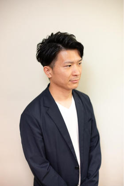 【men'sサロン限定‼️男前セット👍】カット+白髪ぼかし+美肌フェイスパック+眉カット¥6500→¥3500