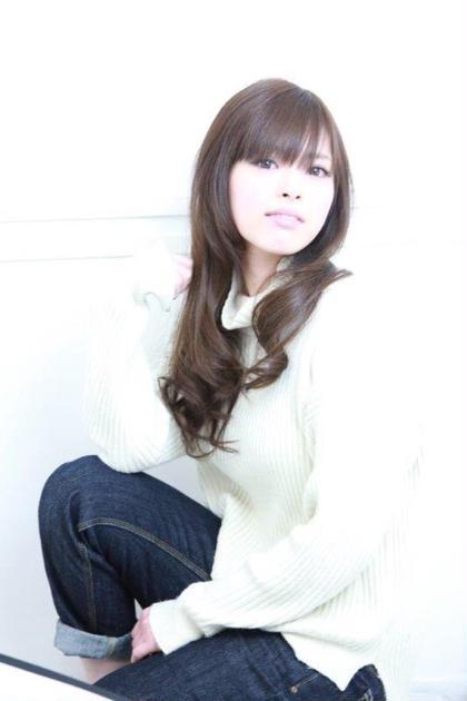 撮影モデルさんです☆ アッシュ上大岡店所属・蜂谷貴洋のスタイル