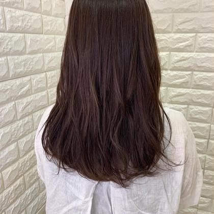 ❣️モテ髪❣️似合わせカット+ダメージ補修トリートメント