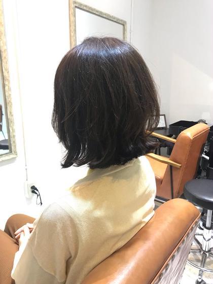 hairsalonlien所属の山下晶子のヘアカタログ