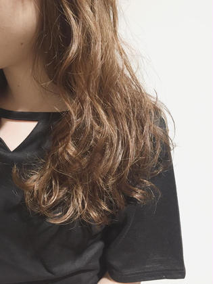 デジタルパーマ SPICE   HAIR AVEDA所属・宮本聖希のスタイル