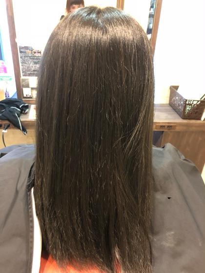 カラー hair resort AI所属・黒田杏奈のスタイル