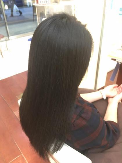 ❤️🌈王道メニュー🌈似合わせヘアカラー&カット+極潤トリートメント❤️