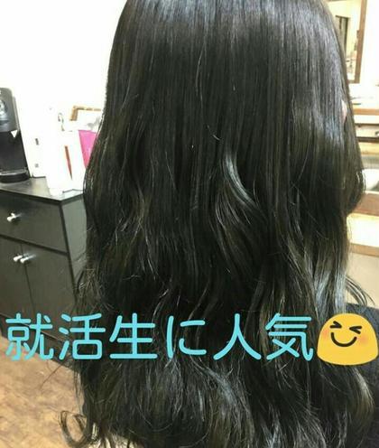 【就活生・学生に人気No.1✨】ブリーチ無しで明るく出来る黒染め+色持ちUPトリートメント