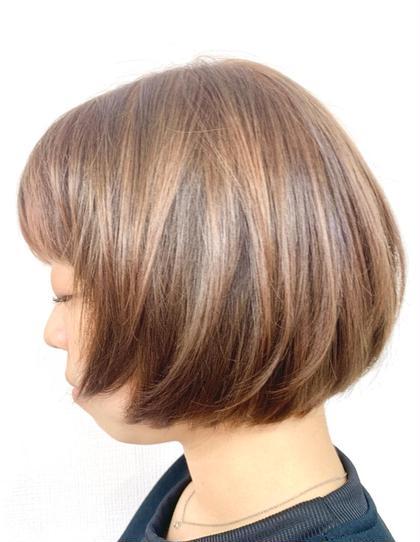 【髪質改善】デザインカット+3stepTr¥7600#ロング料金別途+¥1760