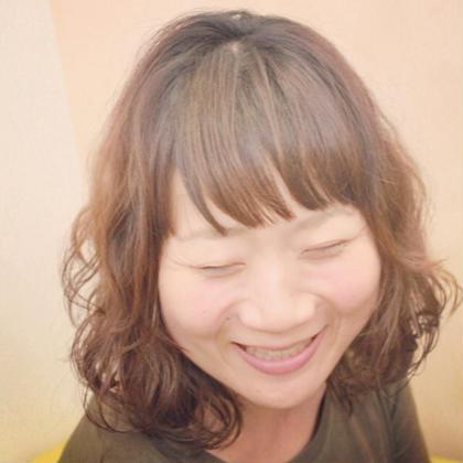 ふんわりツヤやかボブ coupe hair所属・田邊仁美のスタイル