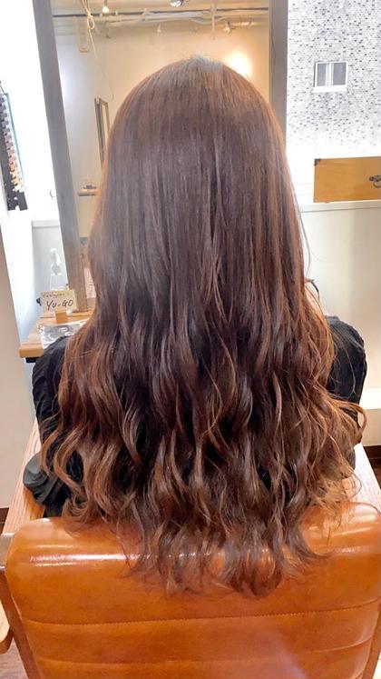 ✨人気クーポン復活✨暗染め可能ケアワンカラー🌈オラプレックストリートメント付き❗️髪の強度を上げて枝毛切れ毛予防