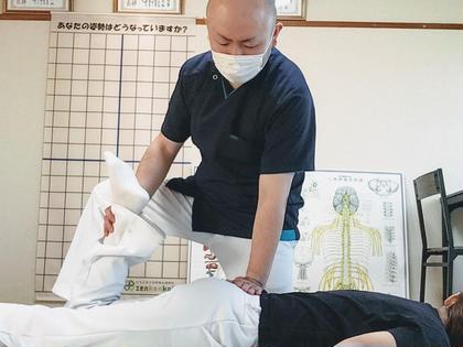 「腰痛をよくしたい方に!」腰痛改善コース【60分】