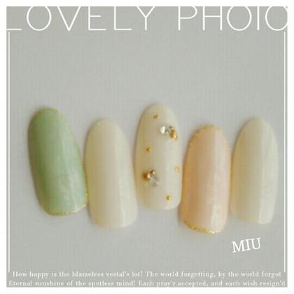 nail  room MIU (みゅう)所属・nail room MIU のフォト