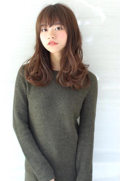 ORO豊中店所属・神野嘉之のスタイル