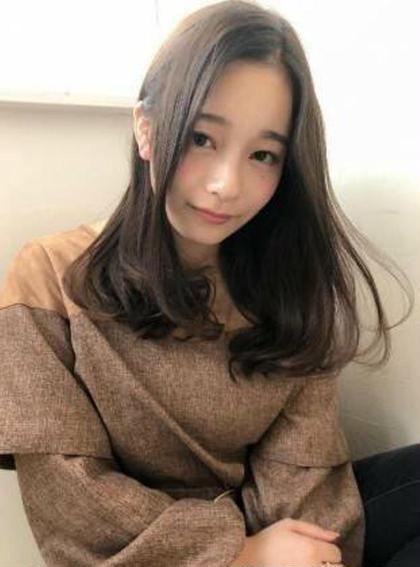 カット、大人気オージュア4Stepトリートメント【初回限定】