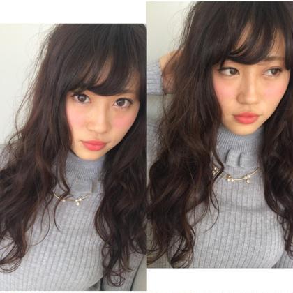 ゆるふわニュアンスウェーブ♡  AXIS所属・KASUGAIYOUのスタイル