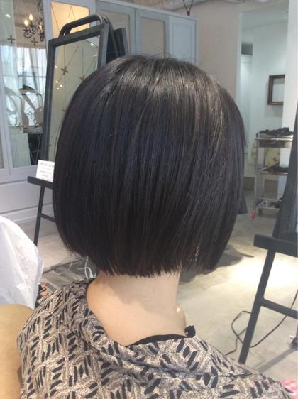 平日限定1日1人シルクストレート髪質改善縮毛矯正