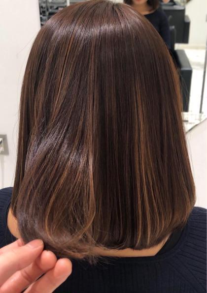髪質改善 酸熱ストレートトリートメント
