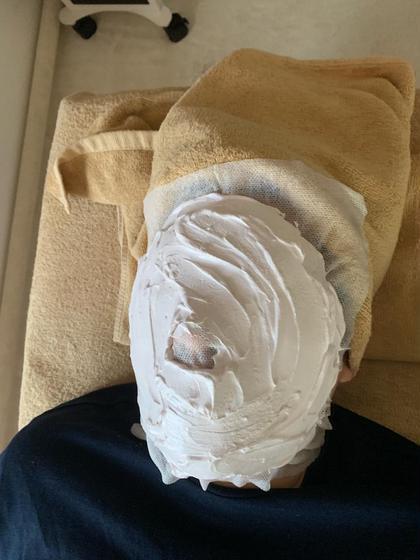 【破格・破格・破格❗️小顔になりたい方】石膏パック⭐️ハイパーナイフ×石膏パックの組み合わせで小顔効果◎