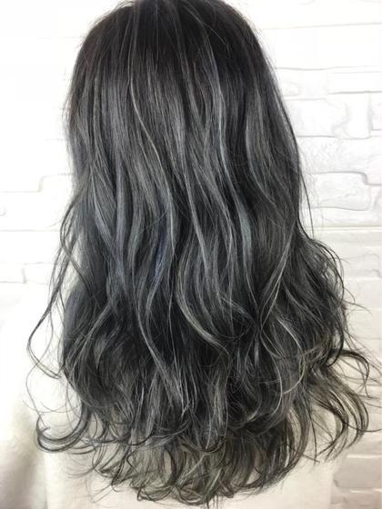 前髪カット+パーソナルカラー