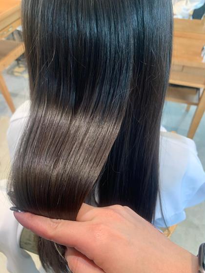 ダメージ補修+まとまる髪へ!話題の🤭《髪質改善トリートメント+メンテナンスカット》