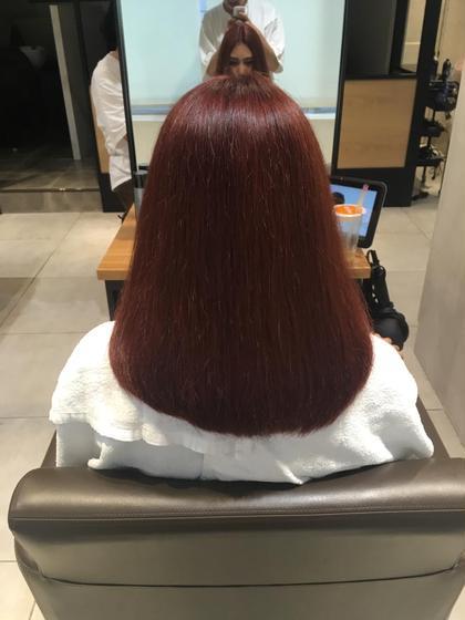 髪質改善!!ボトメント!!カット込み!