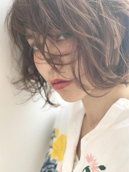 ㊗️【女性限定🙆♀️】カット+ヘッドスパorトリートメント+スタイリング
