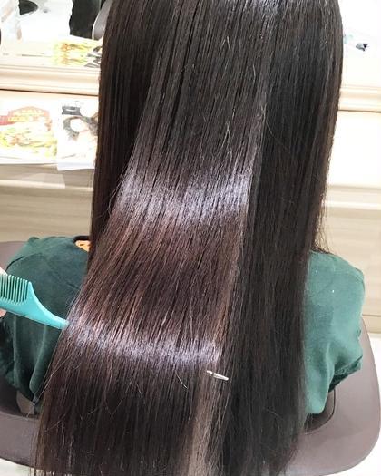 ⭐️🌈4月限定🌈⭐️髪のまとまりを良くしたい方にオススメ🙆コスメストレート